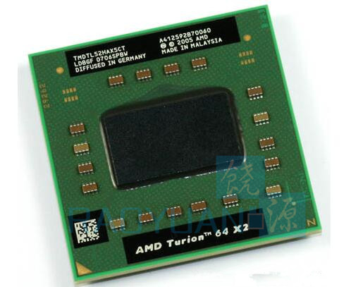 AMD Turion 64 X2 Mobile Technology TL52 TL 52 TL-52 - TMDTL52HAX5CT CPU Laptop Processor Socket S1