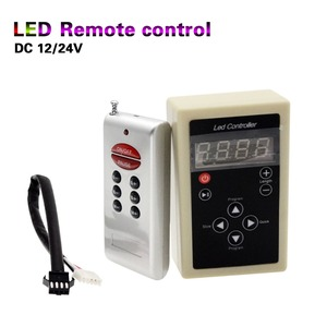 133 Colors Conterter RF Remote
