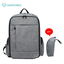Fashion Baby Diaper Bags For Mom Backpack Maternity Bags For Mother Bag Baby Stroller Organizer Diaper Backpack Large Nappy Bag