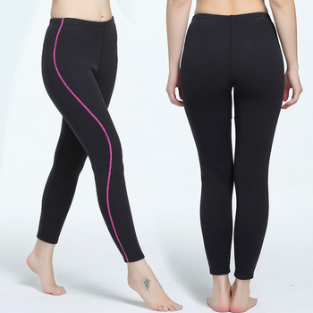 Cold Warm Men and Women's Surf Pants Diving Trousers
