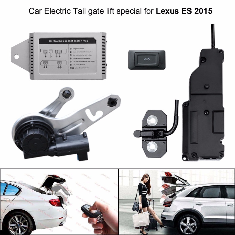 Electric Tail Gate Lift for Lexus ES 2015 Control by Remote