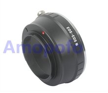 Amopofo EF-EOSM Adapter,For Canon EOS EF-S Lens to EOS M EFM Digital camera