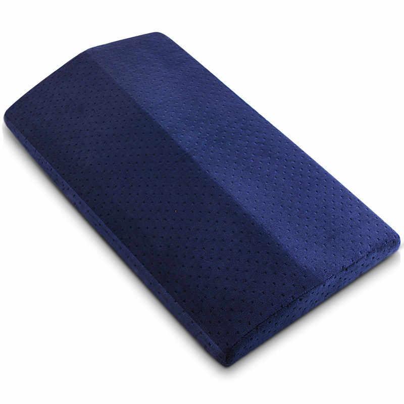 Поясная подушка для беременных женщин сон кровать Tournure Memory хлопковая поясная подушка для взрослых поясничная Защитная Подушка спина поясница p187