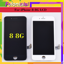 10pcs/lot For iphone 8 8G iphone 8 Plus LCD Screen Pantalla monitor Display Touch Screen Digitizer LCD Complete No Dead Pixel officially dead page 8