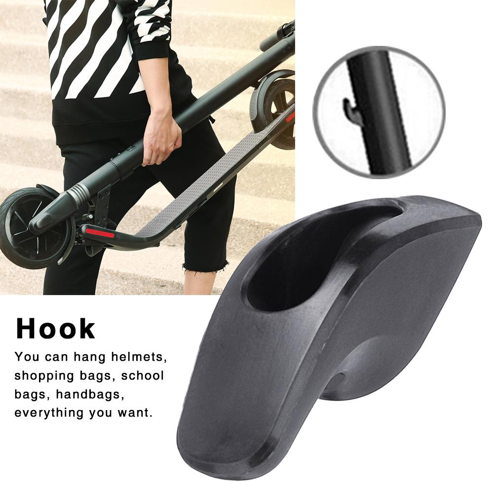 Electric Scooter Aluminum Alloy Mini Durable Replacement Hanger Hook Flexible Parts Solid Assembly For Ninebot ES1 ES2 ES3 ES4