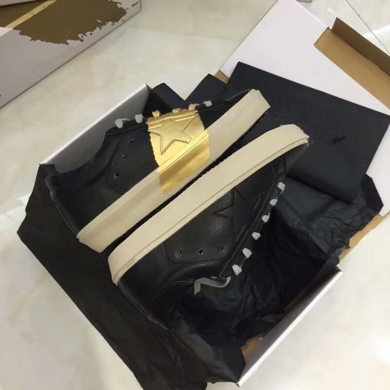 Zapato Top Oro Casual Cuero Bajos Zapatillas Redonda Sucio Estrella Encaje De Zapatos Loafers Mujer Calzado Viejo Hasta Vintage Genuino Punta Z0wcwg5q
