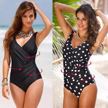 one piece swimsuit vintage tenue sexy femme hot Monokini women tailleur off shoulder mujer