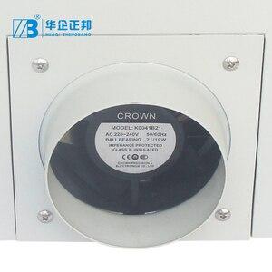 Image 3 - Di Alta Qualità a Infrarossi Reflow Oven Smt Macchina di Saldatura per Pcb Linea di Assemblaggio ZB2520HL Pcb Reflow Forno