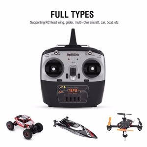 Image 2 - RadioLink T8FB 2.4GHz 8ch Transmitter R8ef receiver Remote Rontrol  TX&RX for RC Helicopter RC Drones aircraft quadcopter