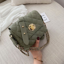 Female Crossbody Bag For Women 2019 Quality PU Leather Luxury Handbag Designer Sac A Main Ladies Lattice Shoulder Messenger