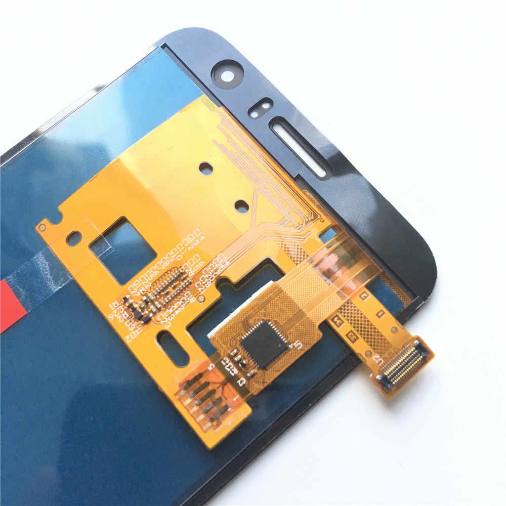 جديد سوبر شاشة الكريستال السائل 100% اختبار العمل شاشة تعمل باللمس الجمعية لسامسونج غالاكسي J120F J120M J120H J120 2016