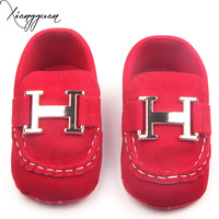 2016 New Boy Girl Shoes Wholesale Kids Leather Shoes Soft Sole Infant Toddler Shoes
