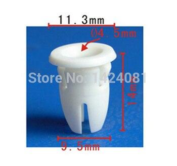 DHL 5000 clips Exterior Moulding Clip Grommet for Mercedes R107 W108 W109 W123 R129 0019882081, 001 988 76 81