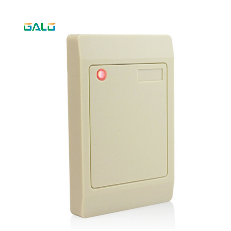 Hot Sell 125Khz RFID Reader EM ID Card RFID Tag Reader WG26 Waterproof for Access Control System touch keypad rfid card reader access control system em id card reader with wg26 waterproof for door access control f1740a