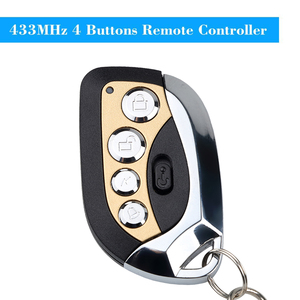 Image 4 - Kebidu Draadloze Afstandsbediening Afstandsbediening Auto Duplicator 433 Mhz Verstelbare Gate Garagedeur Sleutelhanger Voor Auto