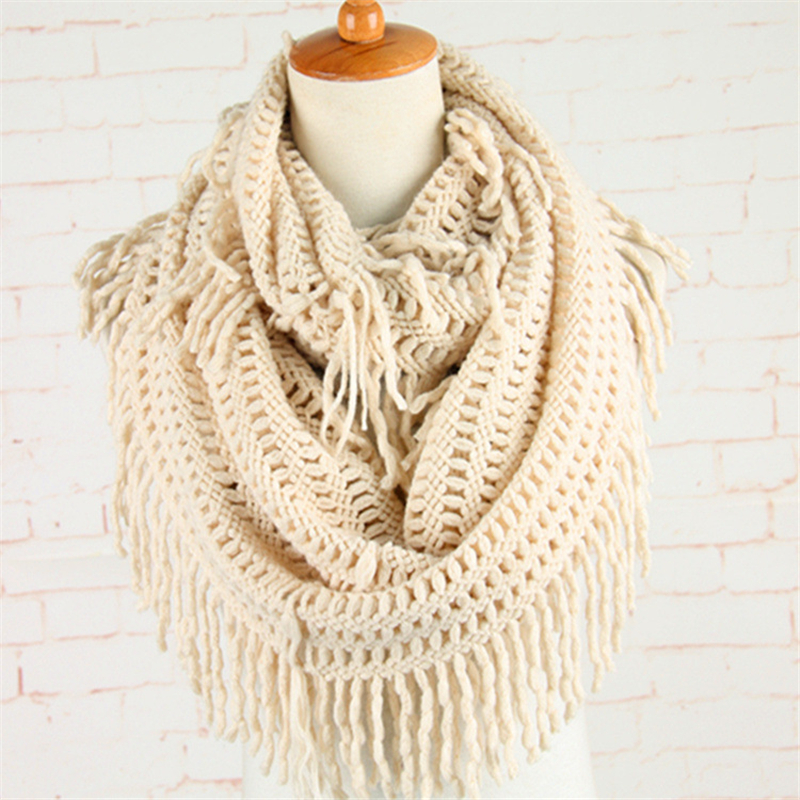 Buy crocheted scarf pattern and get free shipping on AliExpress.com