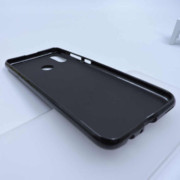 Cho huawei p Thông Minh 2019 thông minh điện thoại di động silica gel bìa, fundas cho huawei p thông minh 2019 TPU se mềm trở lại bìa guard capa