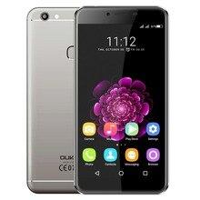 Оригинал Oukitel U15S 5.5 «FHD Экран Окта основные 4 ГБ RAM 32 ГБ MTK6750T ROM Android 6.0 13.0MP 2450 мАч Отпечатков Пальцев Мобильный Телефон