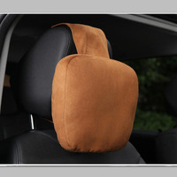 Car Seat Headrest Maybach Design S Class Car Neck Seat Comfortable Soft Cushion Covers For Mercedes