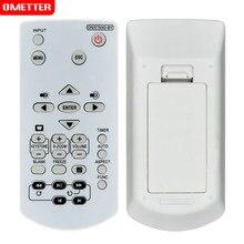 Uso de controle remoto para projetor yt-130 para c a s i o modelo XJ-A142