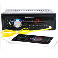 2038 Car Audio Stereo FM Radio 12V USB SD Mp3 Player AUX With Remote Control With