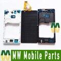 1 Шт./лот Для Sony Xperia ZR M36H C5502 C5503 ЖК-Дисплей + сенсорный Экран + Черный & Белый Рамка Ассамблея Черный Белый цвет