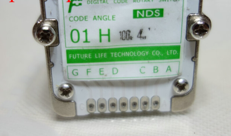 01H Rotary switches band switch FUTURE Digital band switch feed override CNC panel knob switch цена
