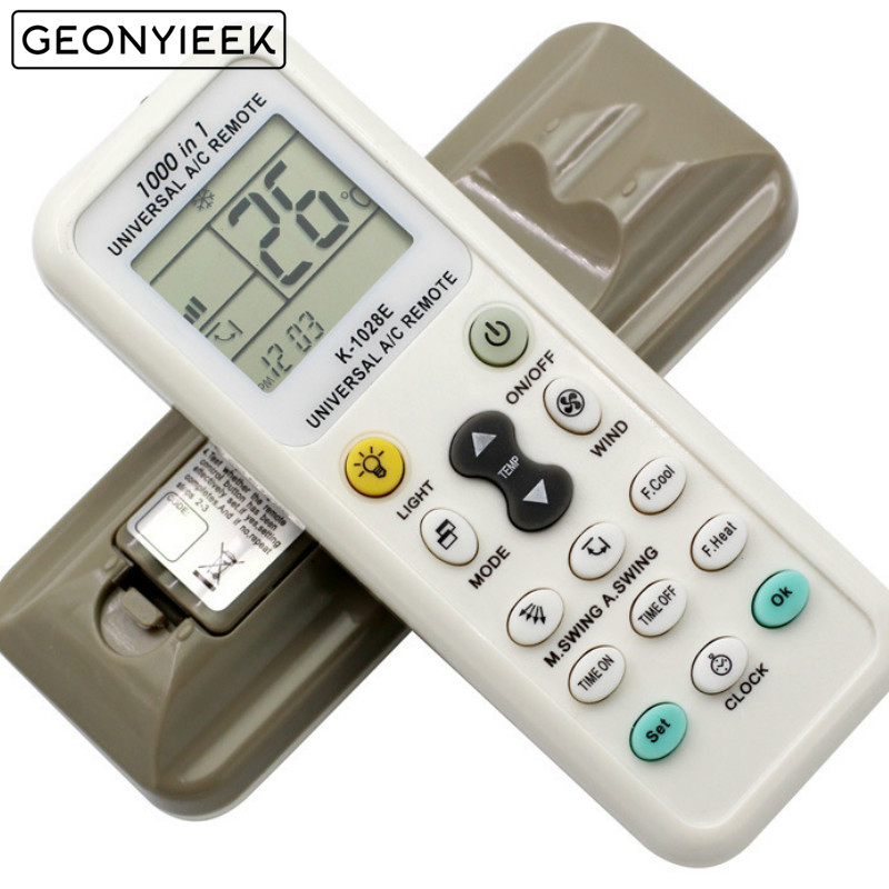 top 10 universal air conditioner remote control ideas and