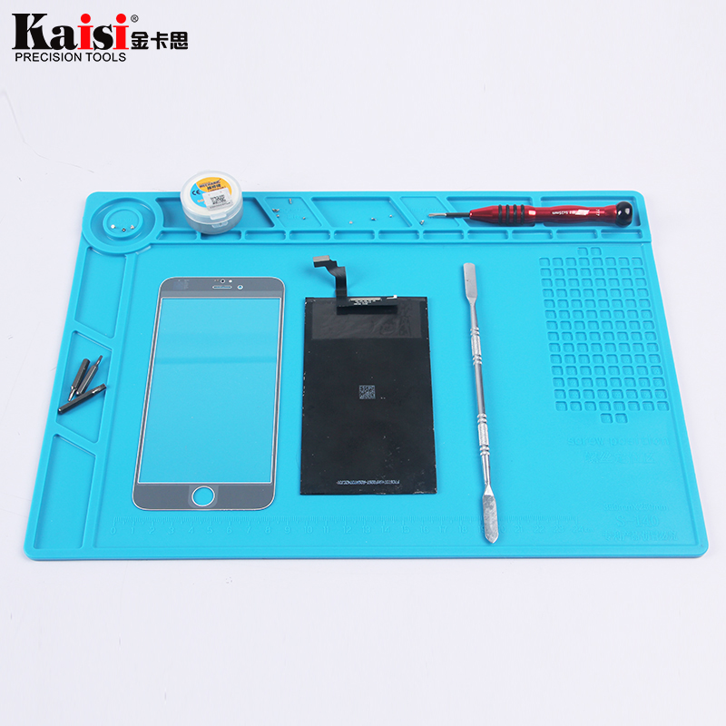 S-140 34x25cm Hand Tool Sets High temperature resistant BGA repair silicone insulation pad jshfei 2 4 ghz usb wireless rf remote powerpoint control ir ppt presenter laser pointer presentation presenter pen logitech r400