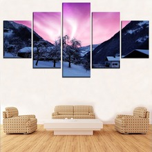 Home Decor Picture Wall Art Canvas Artwork HD Printed Paintings Natural Landscape Painting