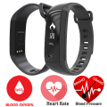 Blood Oxygen Oximeter Smart Band M2 Smartband Heart Rate Monitor Pedometer Bluetooth Bracelet Inteligente Pulso For iOS Android