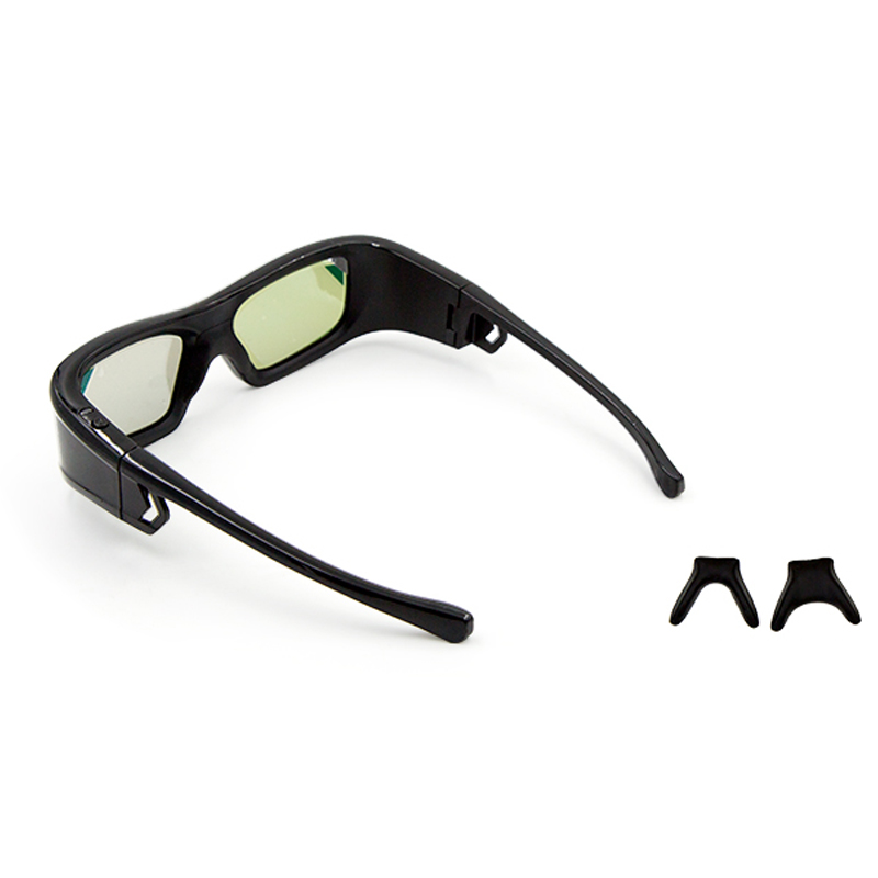 Image 5 - BYINTEK Luxury Active DLP Link Shutter 3D Glasses GL410 for BYINTEK DLP 3D Projector UFO R15 R9 R7 P12-in Projector Accessories from Consumer Electronics