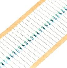 4.7R 4.7ohm 1/2W Metal Film Resistor 1% Colored Ring 0.5W Taping 100pcs/lot