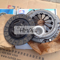 472engine/372 engine Clutch driven disc for Chery QQ 3pcs/suit,clutch piece+clutch pressure plate+release bearing 3pce