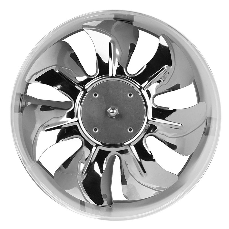 Fan-Booster Blower Duct Metal-Blades Inline Air-Cooling-Vent Exhaust Best' 889 4inch/6inch'the