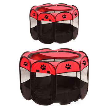 Portable Outdoor Dog Kennels  5