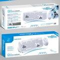 2.4 Г Оптическая проводная Клавиатура и Мышь Combo Kit для Android TV Box Ноутбук PC MAC Компьютерной Периферии
