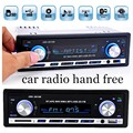free shipping Bluetooth function music phone Car Audio Stereo In-Dash MP3 Player Radio FM USB SD Remote USB/SD/AUX/MMC