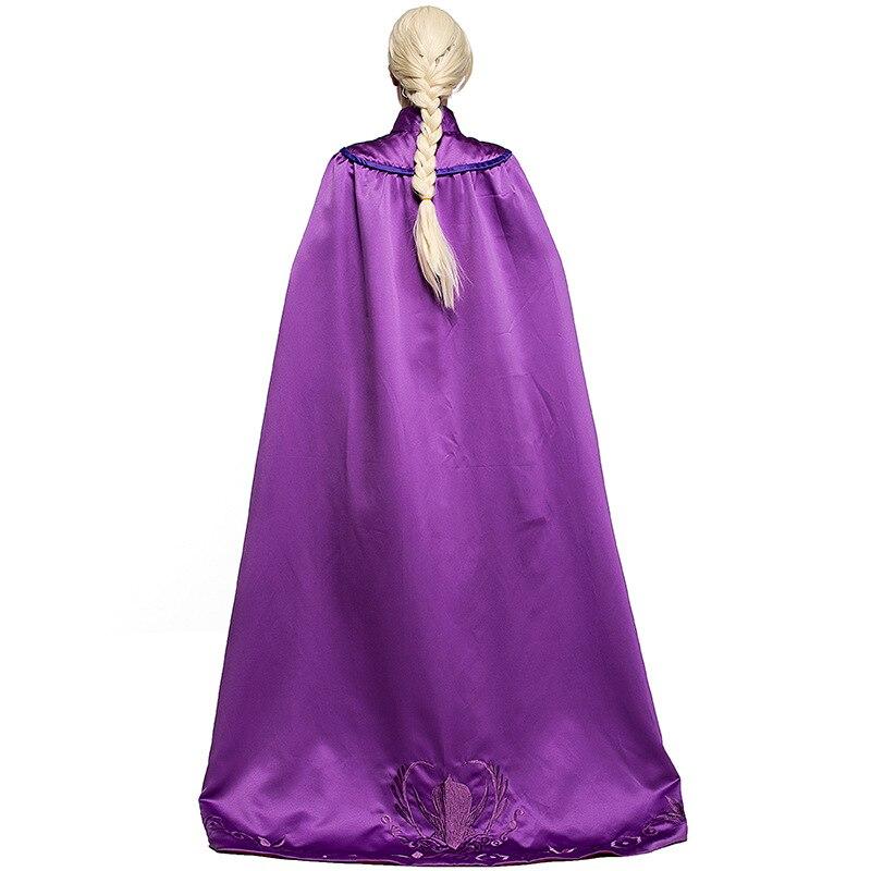 Deluxe Para Mujer Royal Queen Congelado Niñas Bonito Vestido de ...