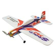 EPP Sbach342 пенный 3D самолет размах крыльев 1000 мм радиоуправляемая модель самолета
