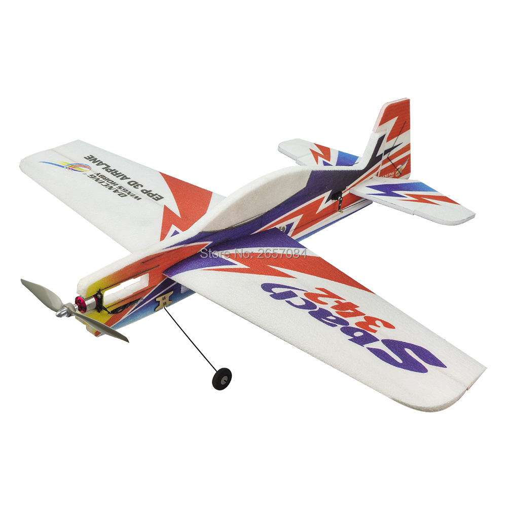 2019 New EPP Sbach342 Foam 3D Airplane Wingspan 1000mm Radio Control RC Model Plane Aircraft image