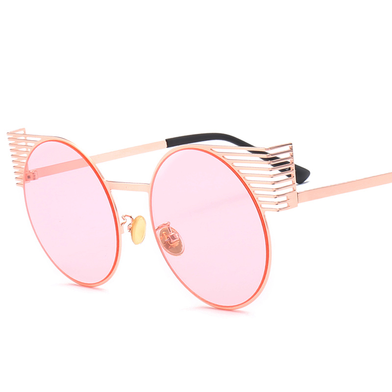 ROSANNA New 2018 Multi Shades Retro Vintage Suglasses Men Women Brand Design Fashion Glasses Luxury Quality Mirror Lens Sunglass