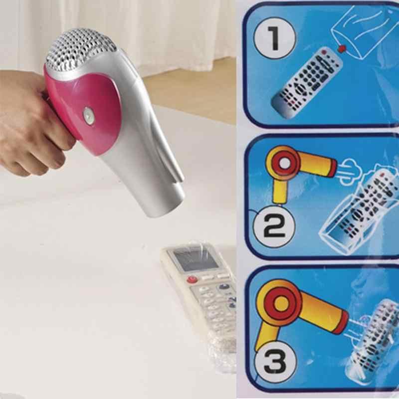 5 ชิ้น/แพ็คฟิล์มหดความร้อนวิดีโอทีวีเครื่องปรับอากาศรีโมทคอนโทรล Protector กันน้ำป้องกันฝุ่นกรณีครอบคลุม