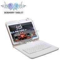 BOBARRY 10,1 дюймов S106 Octa Core 2,0 ГГц Android 6,0 4 г LTE 64 г android планшет Smart tablet PC, детский подарок на день рождения Супер компьютер