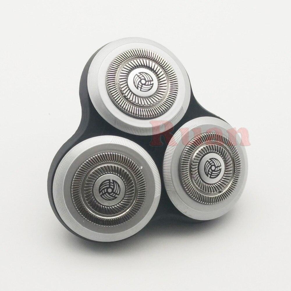 Sostituzione della Testina/Lame Per Philips Norelco RQ12 SensoTouch 3D Arcitec RQ10 SH90 1250X 1260X 1280X 1290X RQ1050 S9911 S9000Razor