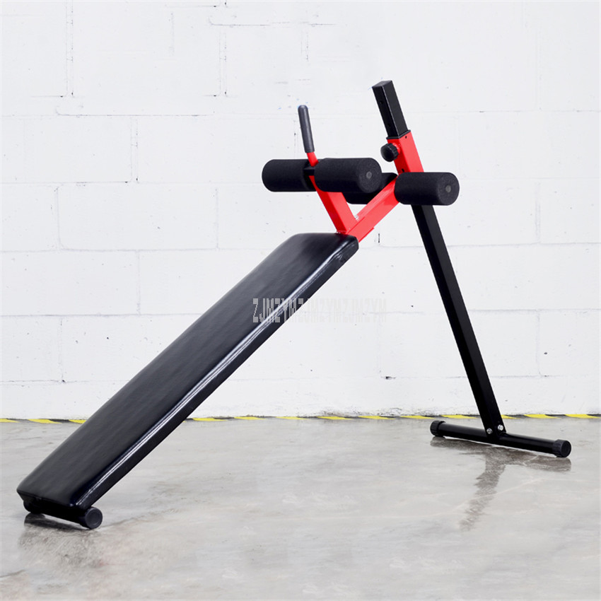 Professional Adjustable Dumbbell Bench Sit Up Bench Abdominal Muscle Training Chair Waist Back Train Exercise Fitness Equipment image