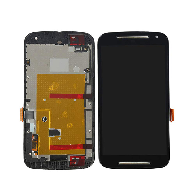 Mobile Phone Lcd For Motorola for Moto G2 XT1063 XT1064 XT1068 X LCD Display + Touch Screen Digitizer Assembly Replacement Parts
