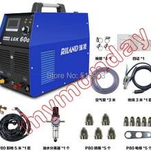LGK-60G ЧПУ аппарат для воздушно-плазменной резки Питание быстро резак Сварочный аппарат 380V