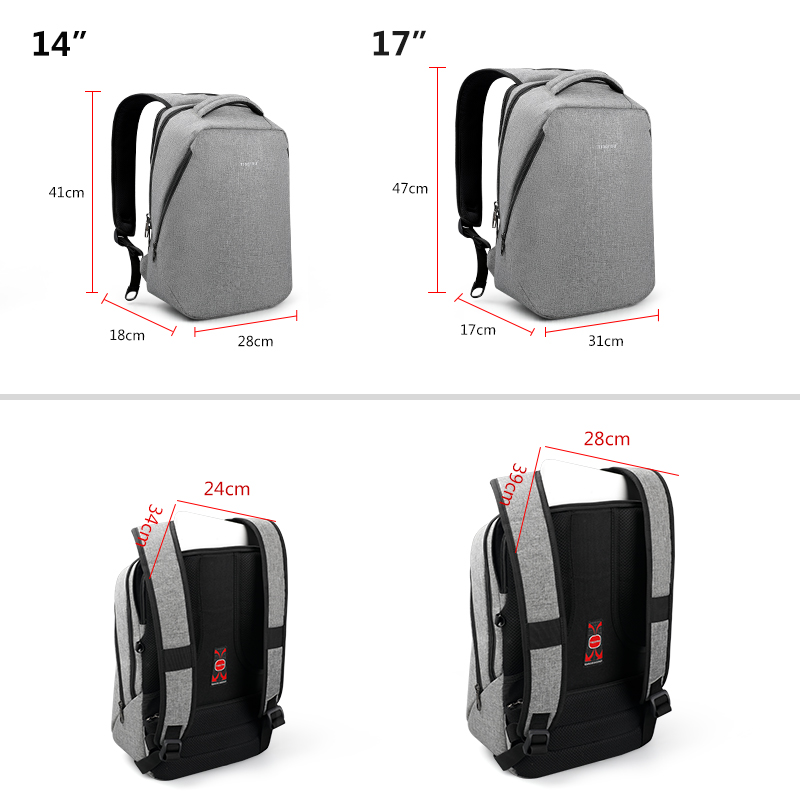 2b236367b3 Tigernu Brand Urban Travel Backpack Men Light Backbag female Backpacks 14