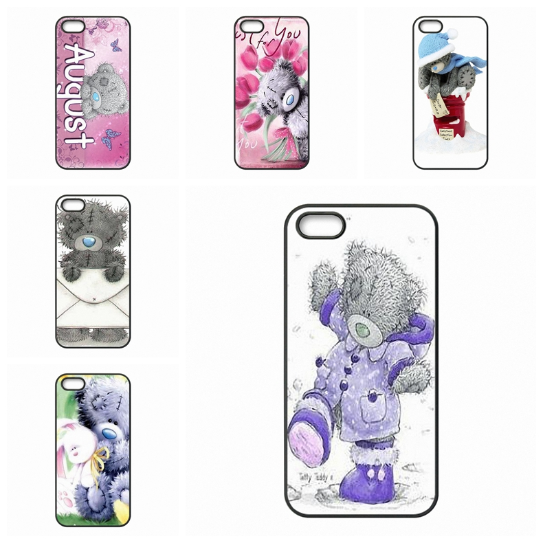 protector phone cases Tatty Teddy Me To You Bear For Samsung Galaxy S2 S3 S4 S5 S6 S7 edge mini Active Ace Ace2 Ace